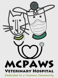 MCPAWS Regional Animal Shelter Logo