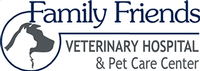 Family Friends Veterinary Hospital Logo