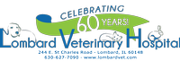Lombard Veterinary Hospital Logo