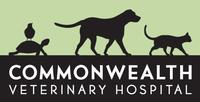 Commonwealth Veterinary Hospital Logo