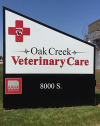 Oak Creek Veterinary Care Logo